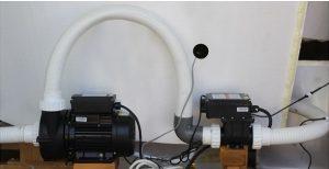 Elektrický ohrev kade